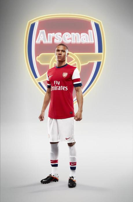 Arsenal Release New Nike Kit