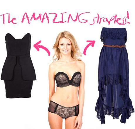a504ddf3f1 How to Get the BEST Cleavage with Wonderbra - Paperblog