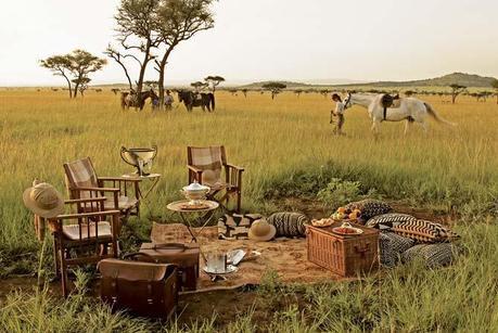 Sasakwa Serengeti, Serengeti, lodge