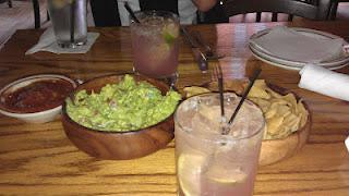 What I Wouldn't do for a Margarita and a Connoli