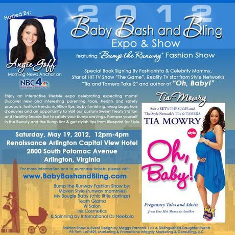 Win tix to Baby Bash Bling Expo in Washington, DC