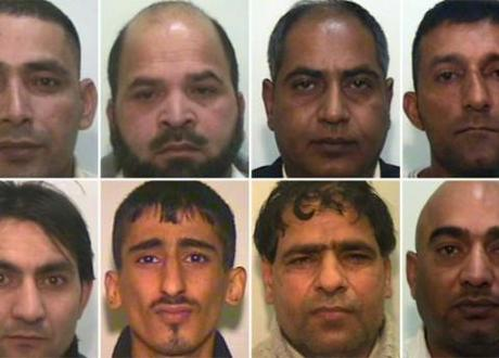 Nine Asian men convicted of grooming underage girls