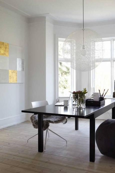 Aesthetic Simplicity In Danish Home Paperblog
