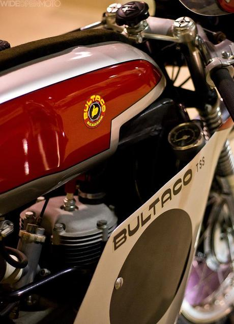 FEATURE : Morbidelli Museum - Petrol in the veins.