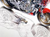 Makoto Ouchi Cutaway Illustrations