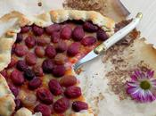 Rustic Grape Marmalade Crostata from Sicily