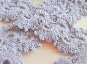 Item. Queen Anne's Lace Scarf Smaller Version