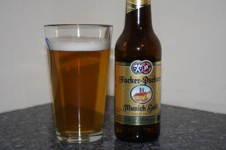 Beer Review – Hacker-Pschorr Munich Gold
