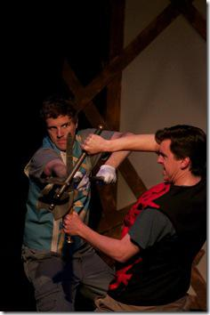 Review: Henry V (Promethean Theatre)