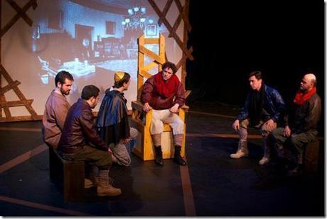 Review: Henry V (Promethean Theatre)