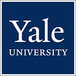 Learn languages: yale logo