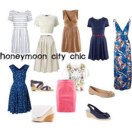 Chic in the city - skirts & dresses