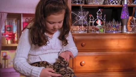 Toddlers & Tiaras: Lamb Chops And Doggies And Snakes…Oh My! It's The Me And My Pet Pageant, Where The Contestants Sniff, Shed And Sparkle For Cash, Crowns And Kibbles.