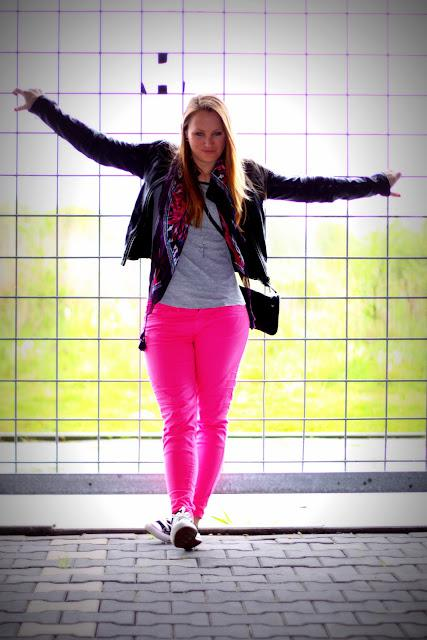 Outfit: Pink Love