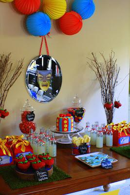 Real Party Feature: Snow White Party by The Sugar Therapist
