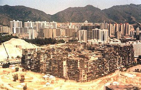 Inside The Kowloon Walled City