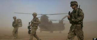 Afghanistan War Less Popular All the Time