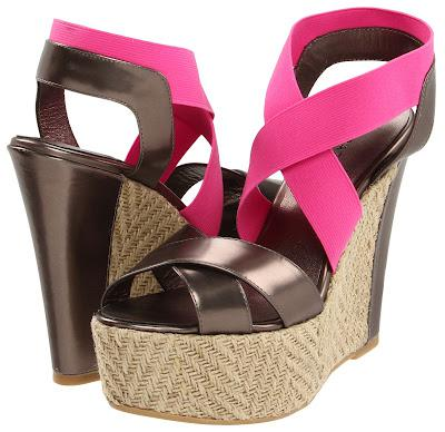 Shoe of the Day | Apepazza Elinor Wedges