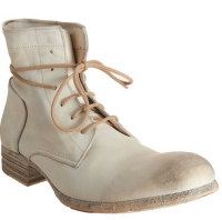 No S.O.S.:  Officine Creative Distressed Derby Boot