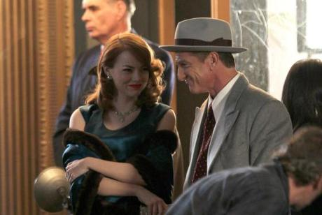 'Gangster Squad' Trailer: Sean Penn as Mickey Cohen