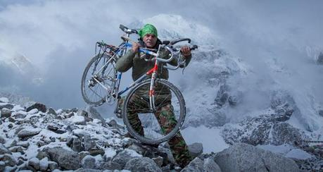Mountain Biker Wants To Take Bike To The Summit Of Everest