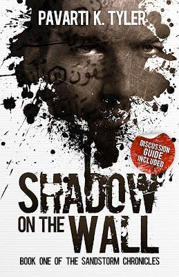 Shadow on the Wall by Pavarti K. Tyler Blog Tour [Guest Post]