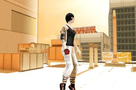 S&S; Mobile Review: Mirror's Edge