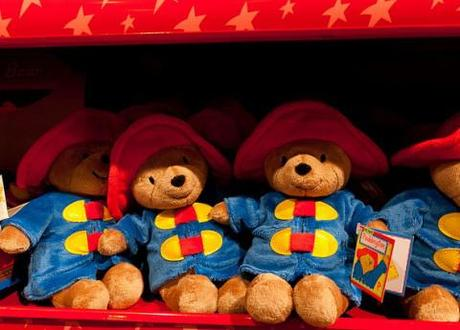 Paddington Bear to hit the big screen