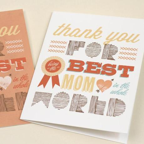 Best Mom Card and Gift Tags