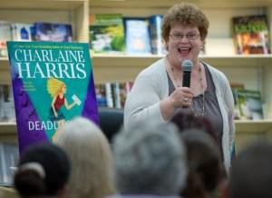 Charlaine Harris talks Sookie & True Blood