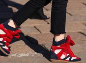 "Isabel Marant: ""Lady"" High Sneaker"