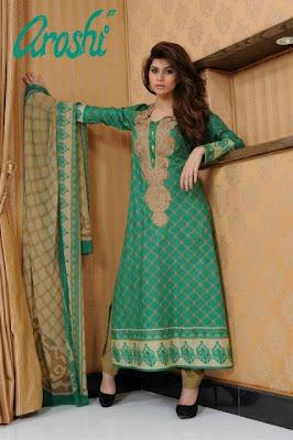 Aroshi Summer Premium Prints Lawn Collection 2012