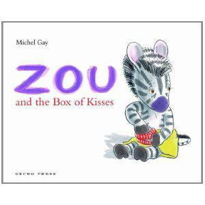 Book Sharing Monday:Zou and the Box of Kisses