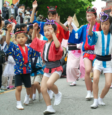 Drumming to heal old wounds: Dancing with the Joseon and Samurai at The Tongshinsa Festival