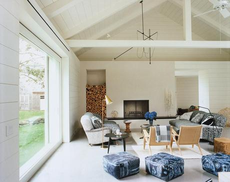 A Finnish home in the Hamptons