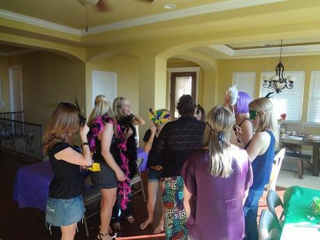 Mardi Gras Bunco Madness