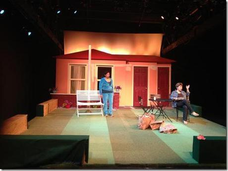 Review: Living Large in a Mini Kind of Way (Teatro Luna)