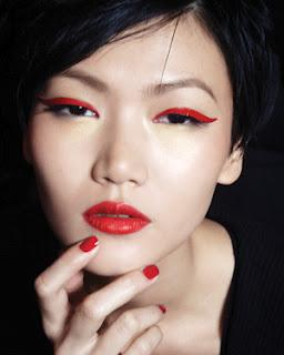 Wearable Red Eyeshadow