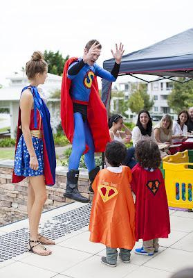 Party Submission: CALLING ALL SUPERHEROES: Help save the Milk Bar!