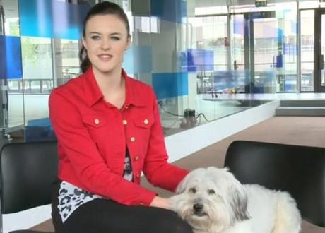 Britain's Got Talent 2012 winners Ashleigh and Pudsey