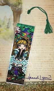 Book Accessories: 'Alice in Wonderland' Bookmarks I Want Inside My Books