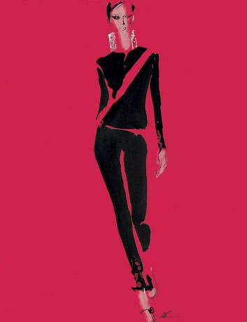 david-downton-fashion-illustration-jumper-red