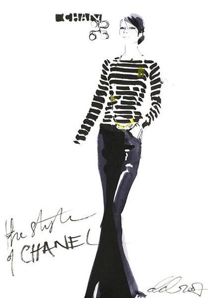 david-downton-fashion-illustration-chanel