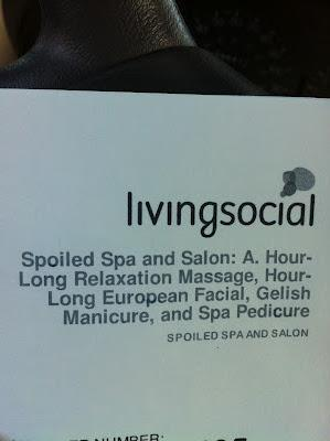 Spoiled Spa Day