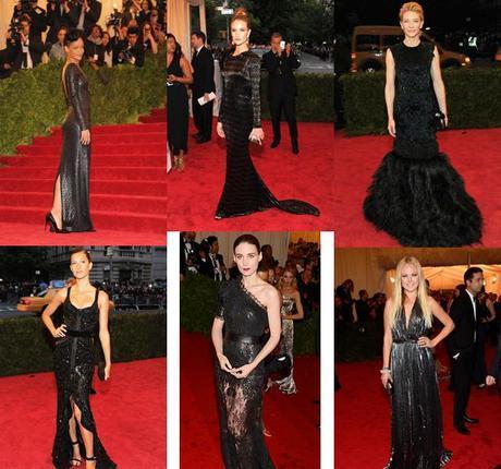 BLACK BOMBSHELLSMeet the Met Galas Biggest Trends: Must See Fashion Moments