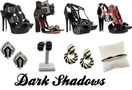 Tuesday Shoesday: Dark Shadows