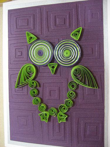 quilled-owl