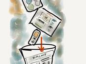 Bring Digital Mentality Print Design