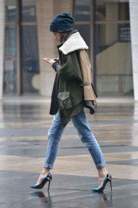 New York Fashion Week Street Style Paperblog