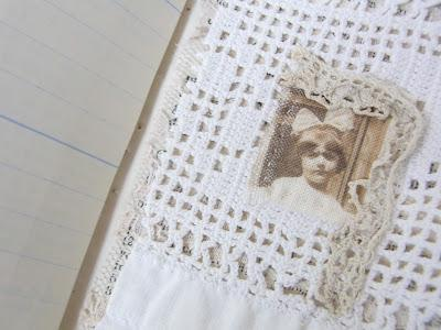 A Little lace Book